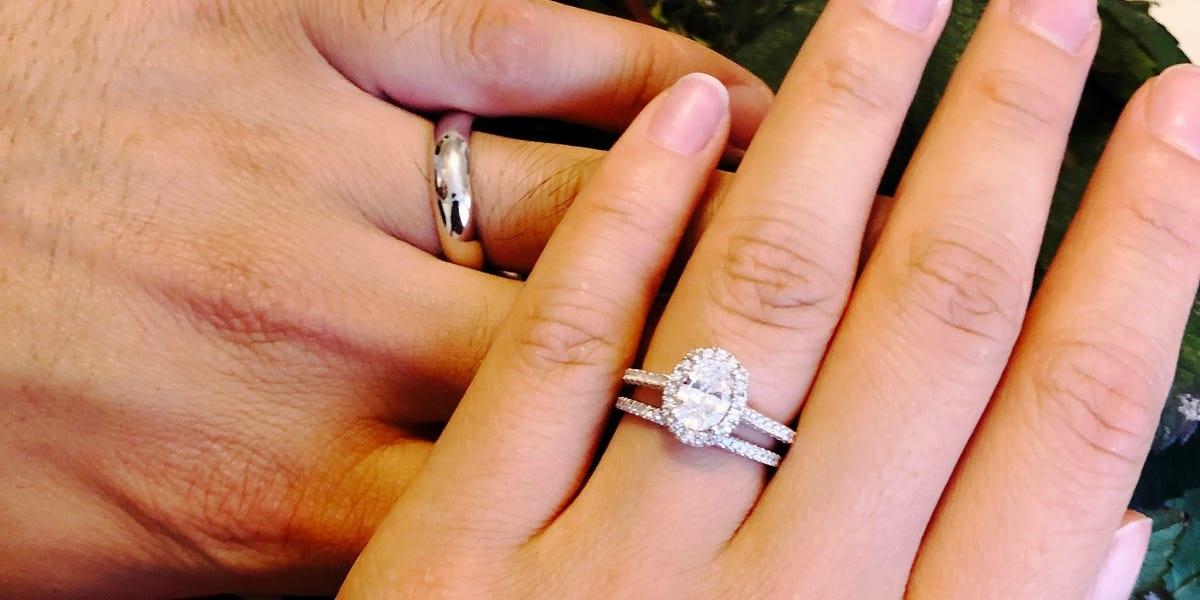 Elije el anillo de compromiso en una buena joyería Tenerife