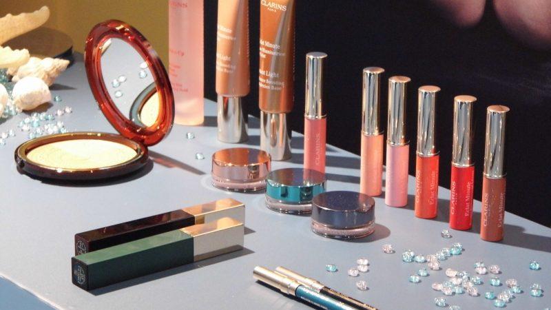 Clarins una marca líder en artículos de maquillaje